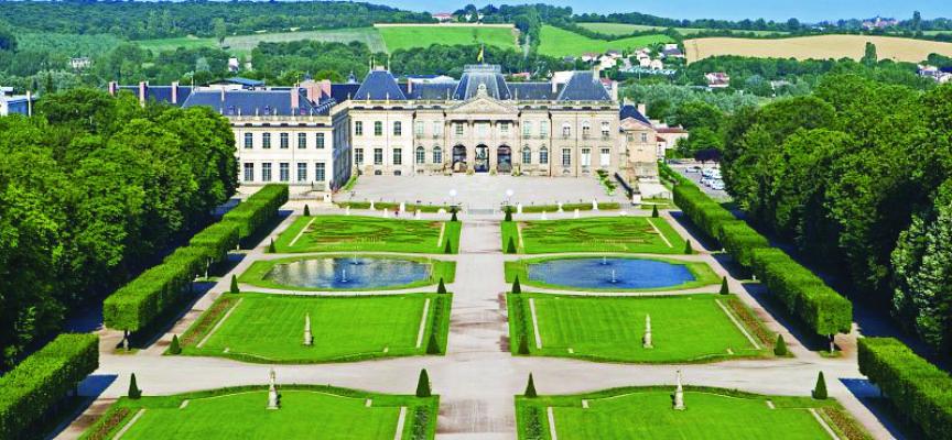 Le château de Lunéville joue la carte des familles