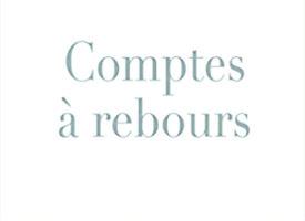 COMPTES À REBOURS