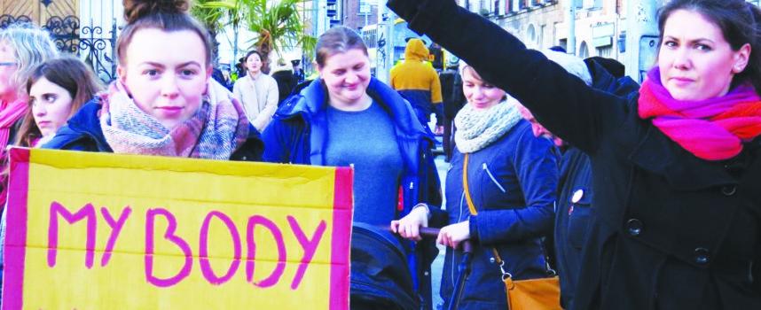 L'Irlande autorise l'IVG
