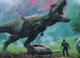 JURASSIC WORLD : FALLEN KINGDOM de Juan Antonio Bayona