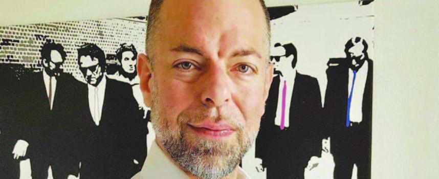 Sébastien Lomré dirige Social Digital Solutions