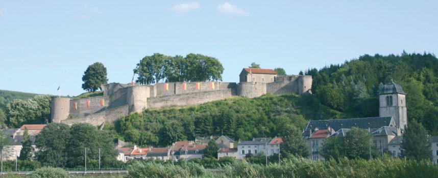 Le château de Sierck : Comme un roc