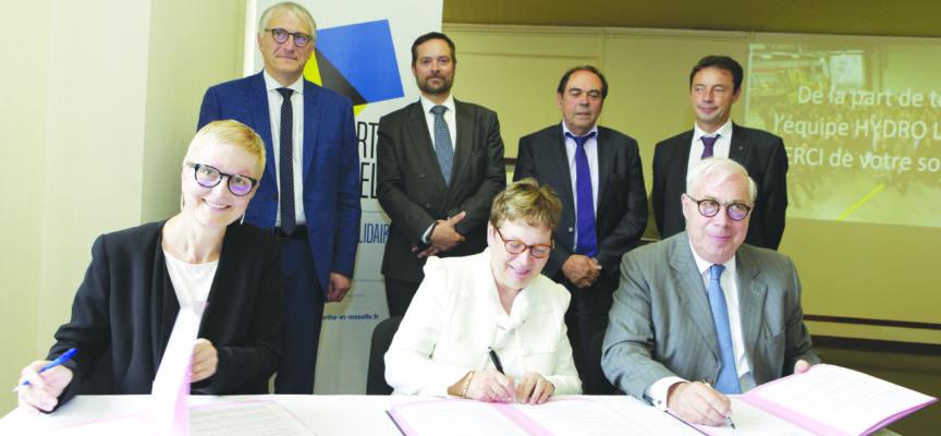 TRÈS HAUT DÉBIT : La Meurthe-et-Moselle dynamise l'emploi local