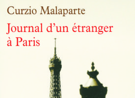 JOURNAL D'UN ÉTRANGER À PARIS de Curzio Malaparte