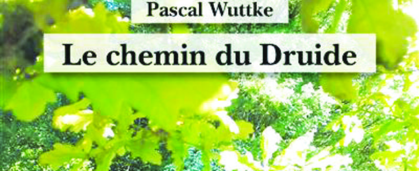 LE CHEMIN DU DRUIDE de Pascal Wuttke