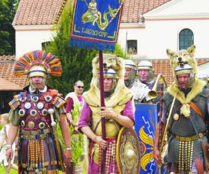 Saveurs romaines à Perl