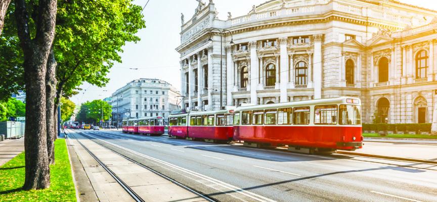 VIENNE : Beauté impériale