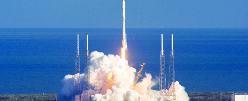 Le Luxembourg a mis sur orbite son Agence Spatiale