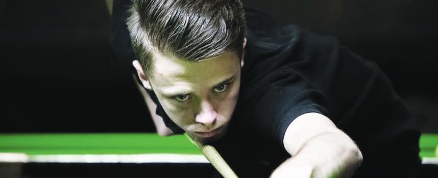 Snooker : Jeune maître