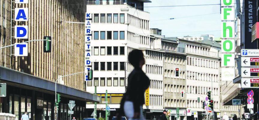 Karstadt et Kaufhof fusionnent