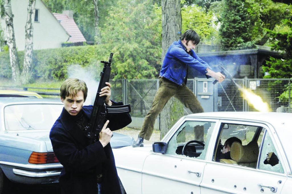 La bande à Baader / Der Baader Meinhof Komplex - Film réalisé par Uli Edel / Sortie en 2008