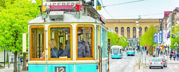 Göteborg : Épicurienne et chaleureuse