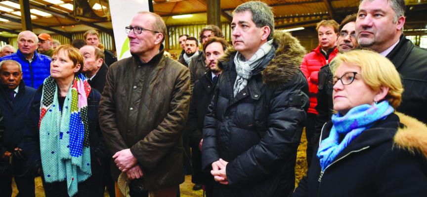 Grand Est : 6 millions pour les agriculteurs