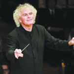 Sir Simon Rattle © DR