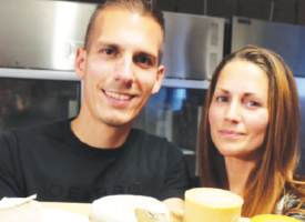 Petit Veganne à Sarralbe : Au pays de l'autre fromage