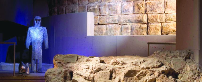 Le pouvoir de la pierre à Sarrebruck