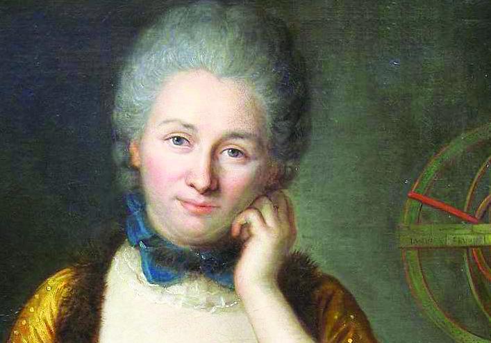 Emilie du Châtelet © Droits réservés