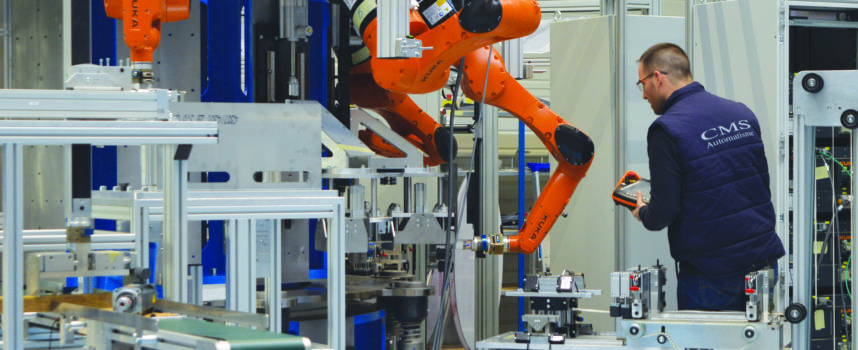 CMS Automatisme : L'industrie du futur