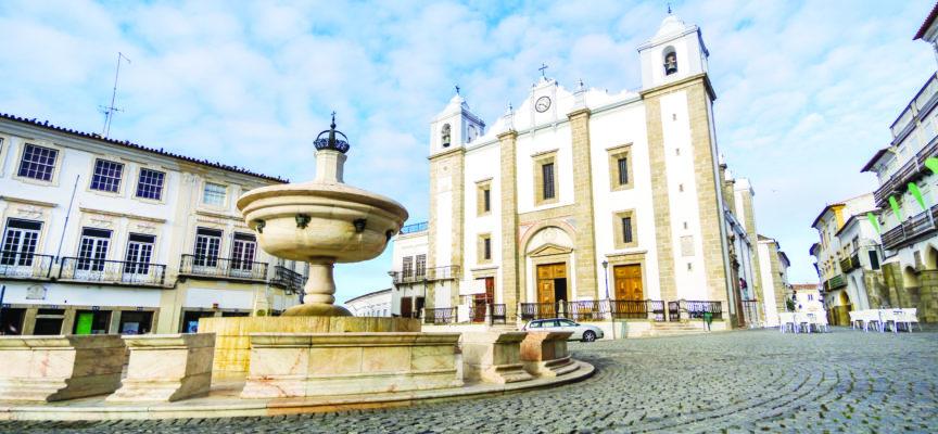 Évora : Ville-musée