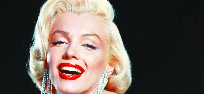 Hommage à la reine du glamour