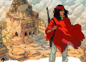 Phoolan Devi, reine des bandits de Claire Fauvel
