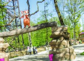 Pokeyland à Fey : Le parc qui monte