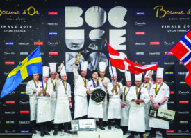 Le Danemark : Bocuse d'Or 2019