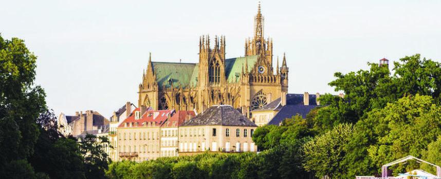 Metz accueille le G7 Environnement