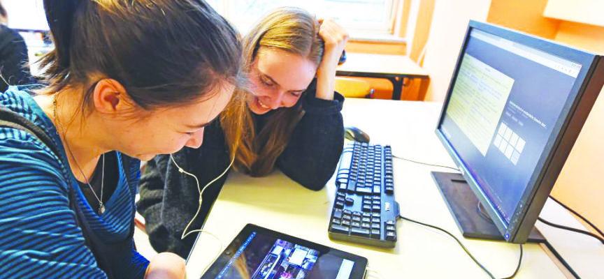 Pacte pour l'éducation numérique