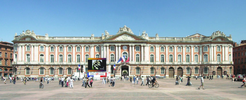 Luxembourg : Vol vers Toulouse