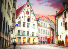 Tallinn : La belle Baltique
