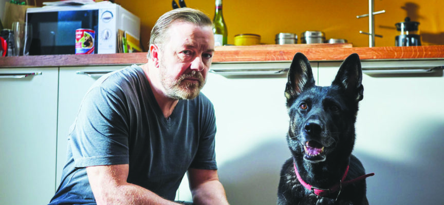 AFTER LIFE de Ricky Gervais