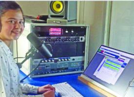 Élise Beck : Porter sa voix