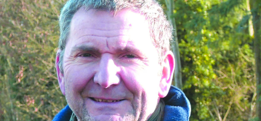 Michel Hirtz : L'étang de Lindre dans la peau