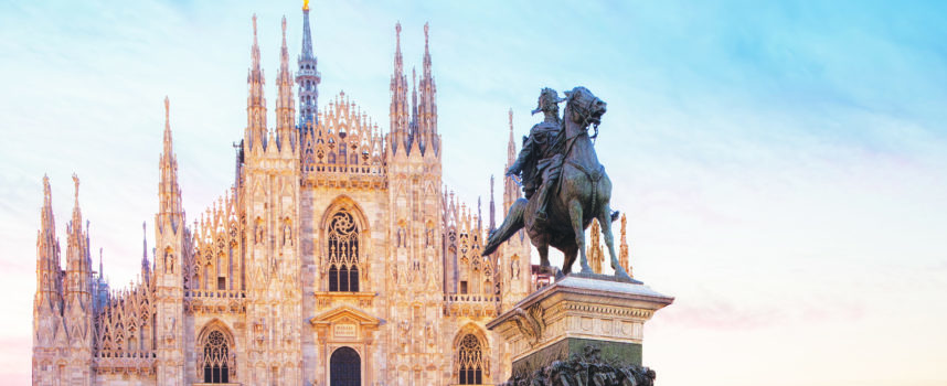 Milan : L'élégante du Nord