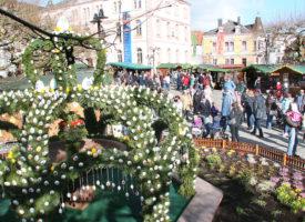 Marché de Pâques à Saint-Wendel