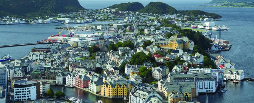Ålesund : La belle ressuscitée