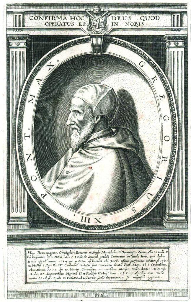 Grégoire XIII © Droits réservés
