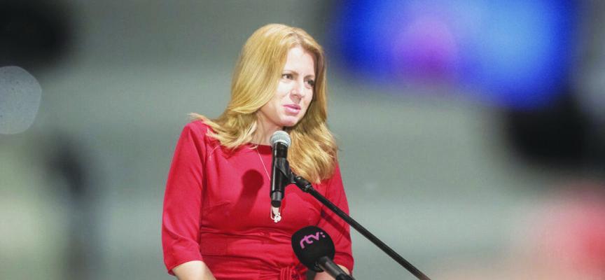 Zuzana Čaputová élue présidente