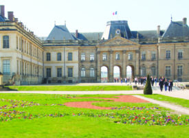 ATTRACTIVITÉ : Le château de Lunéville cultive son jardin
