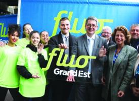 Les transports régionaux deviennent Fluo Grand Est