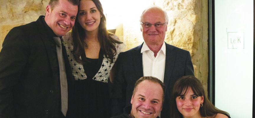 Domaine de la Klauss à Montenach : La vie en rose