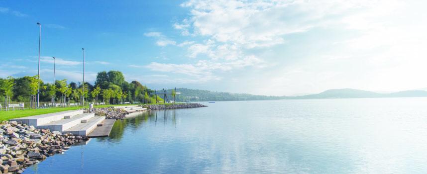 Lac de Bostal : Déjà 40 ans