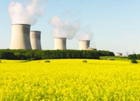La crainte du nucléaire français
