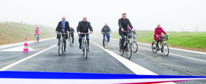 La Meurthe-et-Moselle développe les mobilités douces