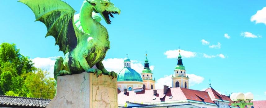 Ljubljana : La douce écolo