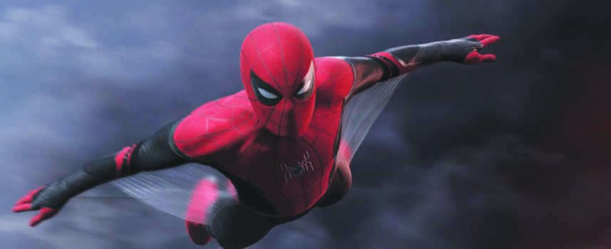 SPIDER-MAN : FAR FROM HOME de Jon Watts