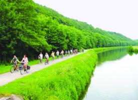 La Wallonie se découvre à vélo