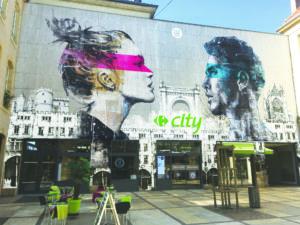 street art - Notre héritage© Graffmatt