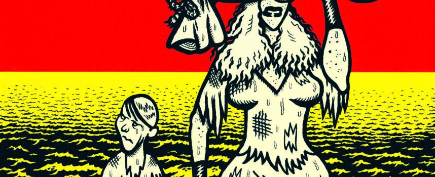 Robinson suisse d'Alex Baladi